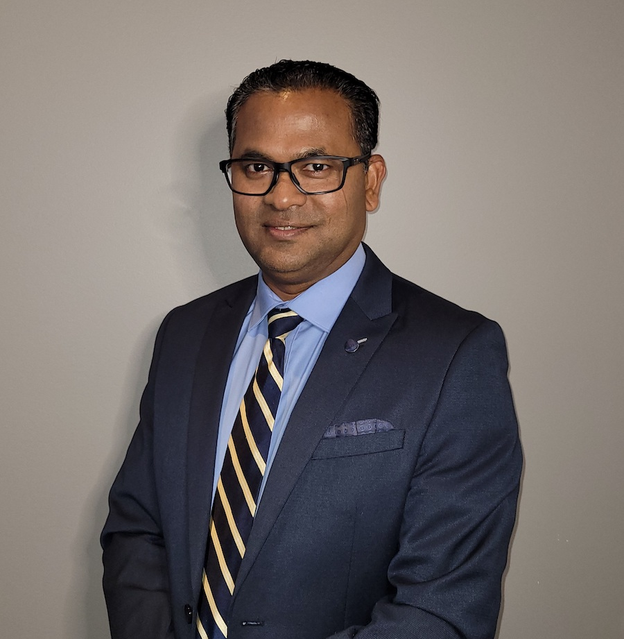 Ravi Baichan named general manager of Town's hydro operations